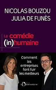 La comédie (in)humaine par Nicolas Bouzou