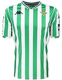 1ª equipación Réplica - Real Betis Balompié 2018 2019 - Kappa Kombat  Replica ... ebb3d15a852e0