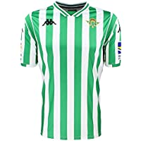 1ª equipación Réplica - Real Betis Balompié 2018 2019 - Kappa Kombat ... 88cbe60d0e5f2