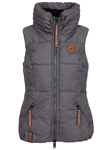 Damen Jacke Naketano Bademeister Flavour Jacke, Größe L, Farbe Dark Blue