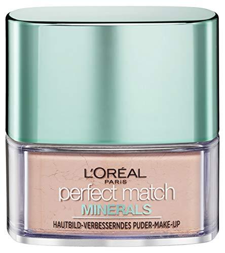 L'Oréal Paris Perfect Match Minerals Vanille 2R/2C, 10 ml (Oreal Match Powder L True)