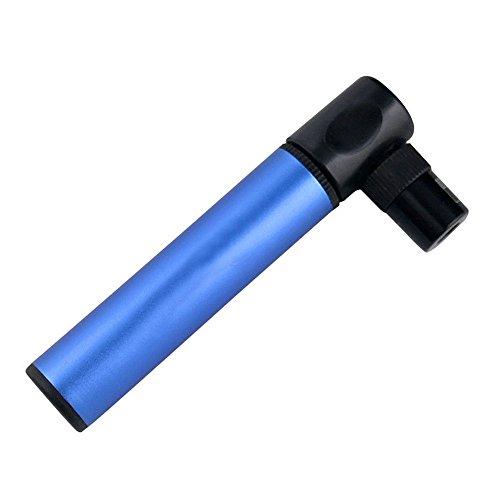 VANKER Type Mini Cylindre de Type Deemount Gonflage en Aluminium Bleu