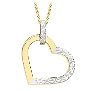 Carissima Gold Damen – Kette 375 Rundschliff Diamant 2.44.4694
