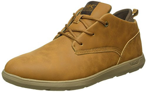 British Knights Calix, Mocassins Homme Marron (cognac/dk Brown)