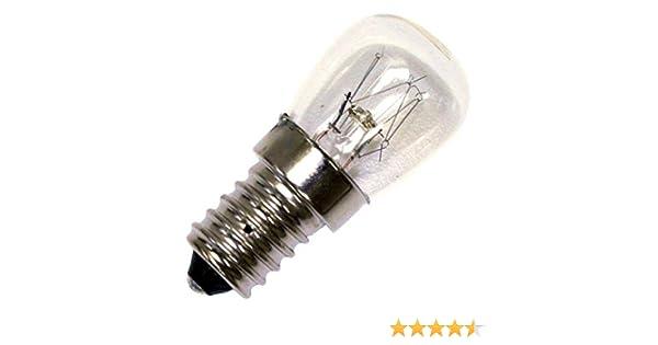 /… D/&M Pygmy Light Bulb Lamp for Indesit Oven Cooker 25w, SES, E14