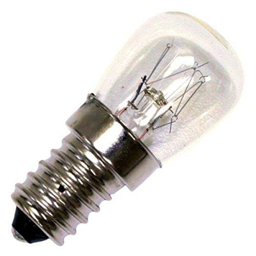 D&M Pygmy-Glühbirne für Ofen / Herd von Hotpoint. 15 Watt, SES, E14, Lampe (Glühbirne E-herd)