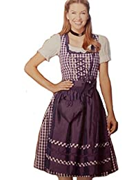 3f84bfdf0d6efd Suchergebnis auf Amazon.de für: Violett - Dirndl / Damen: Bekleidung