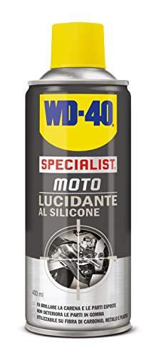 WD-40 Specialist Moto - Lucidante al Silicone Spray Moto - 400 m