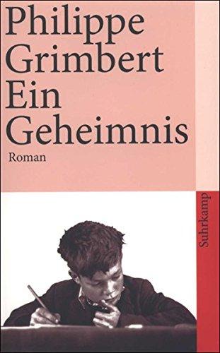 Buchseite und Rezensionen zu 'Ein Geheimnis: Roman' von Philippe Grimbert