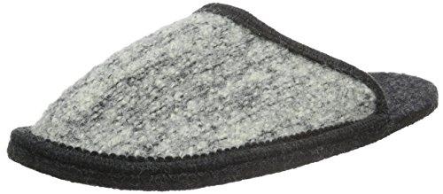 Kitz-Pichler Unisex-Erwachsene Helli Pantoffeln Grau (kitzwalk 4)