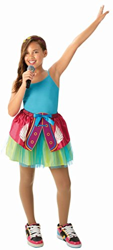 Rubie's Disney Soy Luna Kinder Kostüm Luna Karneval 7 bis 9 Jahre