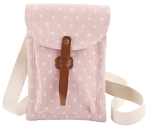 Lovely Things - Borsa a tracolla donna Dusty Pink