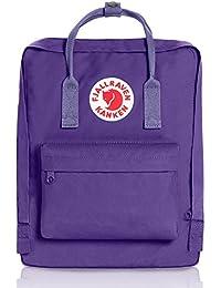 Fjällräven Kanken 23510 Mochila Tipo Casual, 38 cm, 16 Litros, Purple-Violet