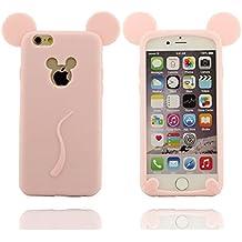 carcasa iphone 7 plus mickey