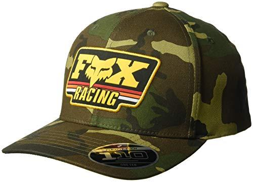 Fox Herren 110 Curved Bill Snapback Hat Baseball Cap, Camo 2, Einheitsgröße Throwback Hat Cap