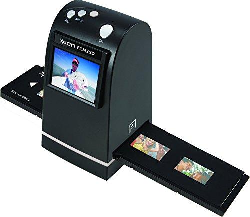 ION Diascanner FILM2SD Scanner Film