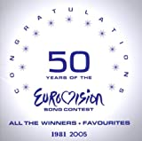 50 years of Eurovision Song Contest 81-05 -