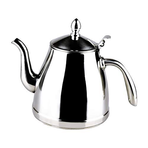 Flötenkessel Induktion Wasserkessel Teekessel Teekocher - 2,0 L ()