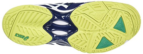 Asics Men's Gel-solution Speed 3 Tennis Shoes multicolour Size: 11 UK