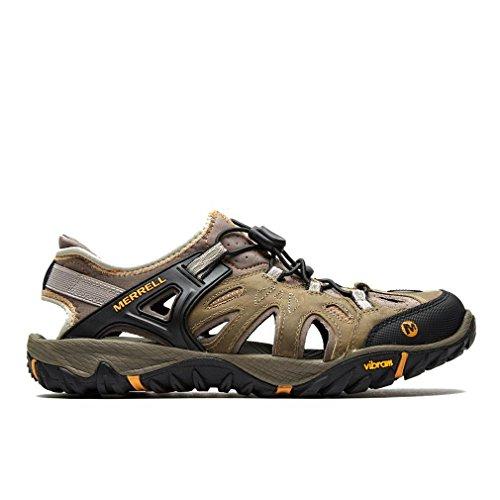 <span class='b_prefix'></span> Merrell Men's All Out Blaze Sieve Low Rise Hiking Shoes