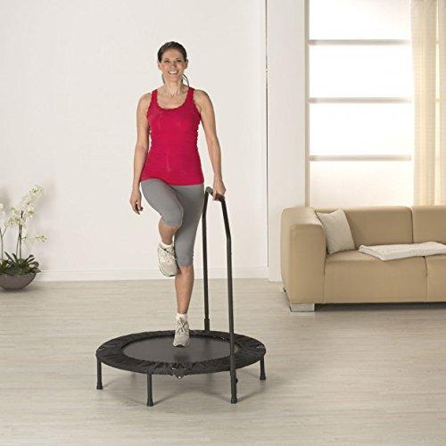 Power Trampolin aktiv »Soft Swing« mit Griff Indoortrampolin Fitnesstrampolin