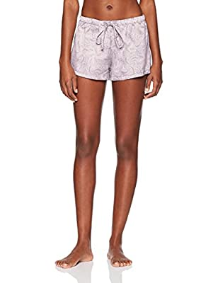 Maidenform Women's Rococo Affairs Notch Collar Short PJ Set