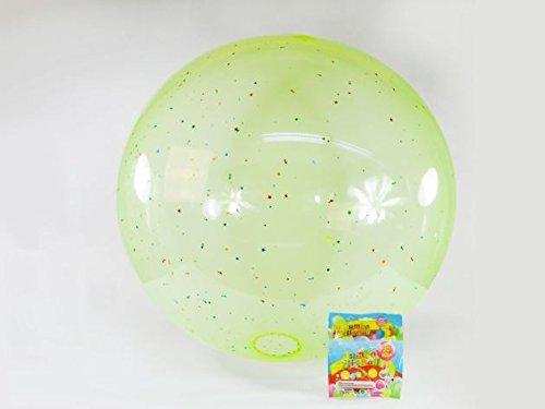elly XXL Ball Riesenball mit Glitzer Riesenblase 90cm 46005 ()