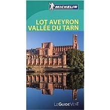 Lot Aveyron Vallée du Tarn de Michelin ( 6 janvier 2015 )