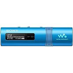 Sony NWZ-B183FL Lecteur MP3 4Go Clé USB - Bleu