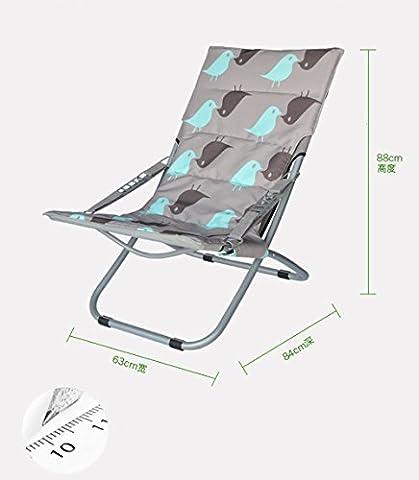 Chaise pliante chaise pliante chaise de table loisirs pêche paresseux,chaise pliante