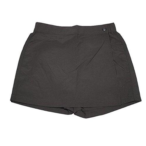 U-topik - Veila brown jupeshort l - Jupe short Marron