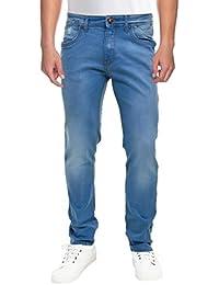Raa Jeans Men's Slim Fit Jeans Raa023 Blue
