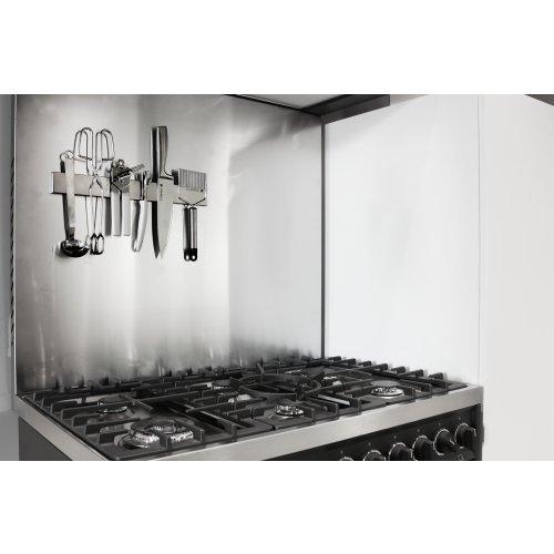 confronta il prezzo Barra magnetica per coltelli della Coninx da 40 cm- striscia banda pensile per coltelli in acciaio inossidabile - Soluzione sicura e facile per deporre i coltelli da cucina, gli utensili in metallo e tanto altro - montaggio a parete supporto per coltelli orizzontale / scaffale miglior prezzo