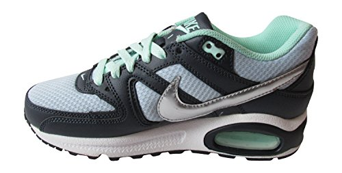 Nike Air Max Command (Gs) Scarpe Sportive, Ragazzo (dark obsidian metallic silver medium mint 403)
