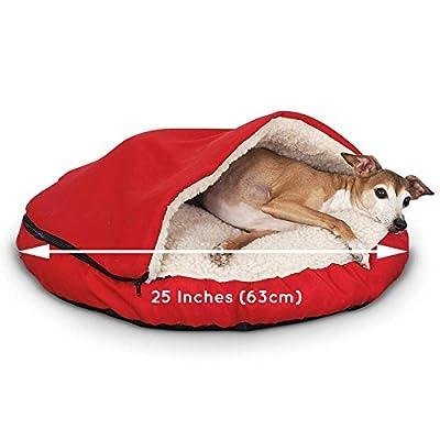 Pet Parade Pet Cave Dog Bed by Jobar from Jobar