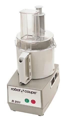 Robot Coupe R201 Food Processor Polycarbonate Bowl, 2.9 Litre
