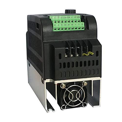 Yao 220V 0.75KW Single Phase Input 220V 3 Phase Output Durable 4A VFD Inverter