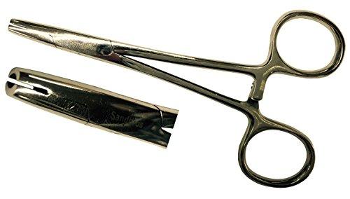Micro Dermal Anchor Pinzette Halten (4 mm Loch) Piercing Werkzeuge Starterklemmen Zange Pinzette Zunge bodyjewellery Shop Septum Nase Bauchnabelpiercing Lippe Ohr