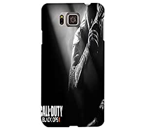 perfect print Back cover for Samsung Galaxy Alpha