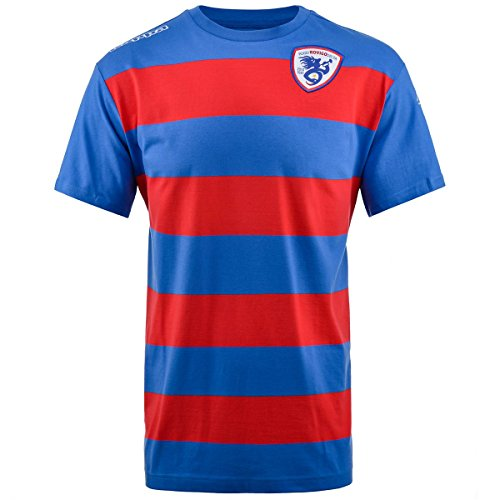 T-shirt - Vauron Rovigo Royal-Red