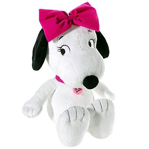 (Belle Plüsch-Figur | 30 cm | Die Peanuts | Snoopys Schwester | Heunec Softwool)