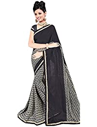 SD Fabrics® Women's Clothing Saree Collection In Multi-Coloured Georgette Material For Women Party Wear,Wedding...