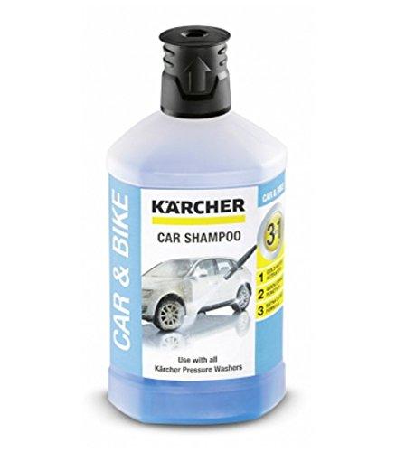Karcher-SHAMPOOING VOITURE PLUG'N'CLEAN 1 L pour nettoyeur haute pression Karcher