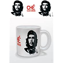 Che Guevara Pyramid International (Korda Portrait) Official Boxed Ceramic Coffee/Tea Mug, Multi-Colour, 11 oz/315 ml