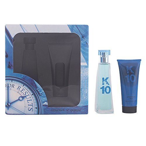 "Concept ""V"" Design K10 Set EDT Vapo 100 ml and After Shave Balm 100 ml"