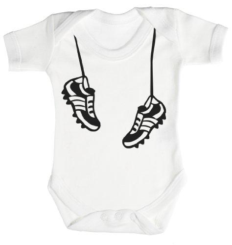 Baby Buddha - Hanging Football Boots Body bébé 100% Coton