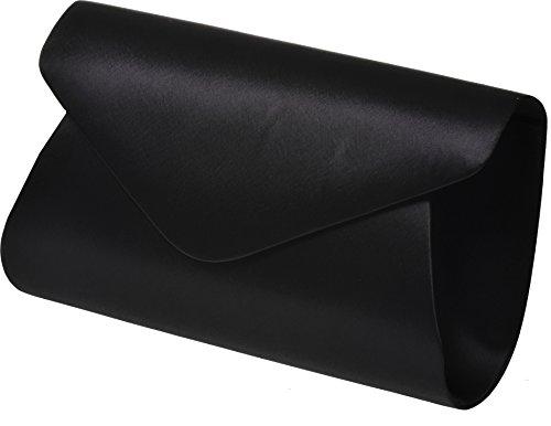 Lexus Bm018, Frizione Da Donna Nero Nero Nero