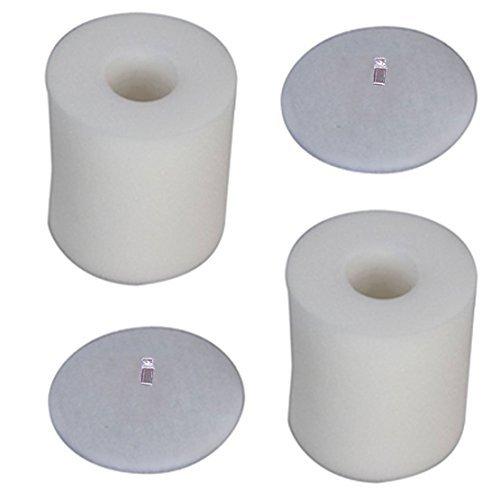 smartide 2er Pack xff500Schaumstoff & Filz Filter Kit für Shark NV500Rotator Pro Lift Schaumstoff Filter, vergleichen zu Teil # xff500