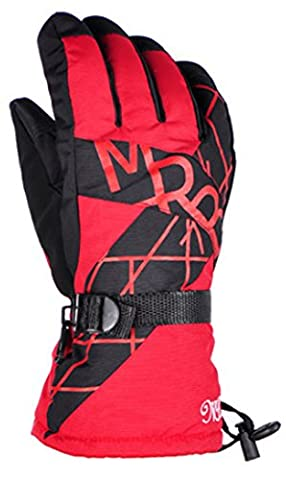 SaySure - Winter Outdoor Sports Mountain Cotton Gloves Men