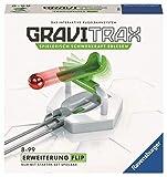 GraviTrax Erweiterung, FlipSchleudere die Kugel nach oben! Befördere mit dem Flip deine Kugel rückwärts nach oben und gewinne neue Energie für deinen Track! Kombiniere den Flip mit dem GraviTrax Starter-Set und bringe noch mehr Action in deine Streck...